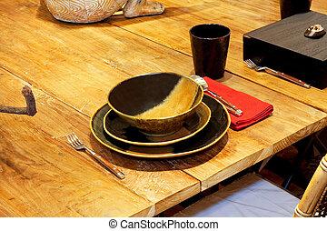 Natural tabletop