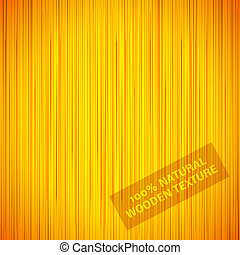 Natural texture of wood background. Vector illustration