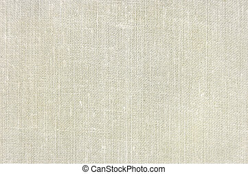 Natural vintage linen burlap texture background, tan, beige...