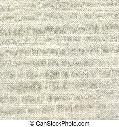 Natural vintage linen burlap texture background, tan, beige...