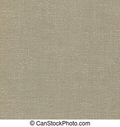 Natural vintage linen burlap textured fabric texture, detailed old grunge rustic background in tan, beige, yellowish, grey copy space