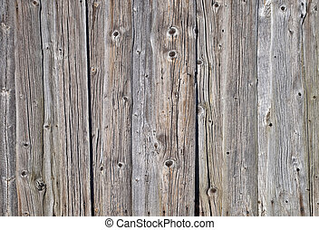 Natural weathered wooden boards background