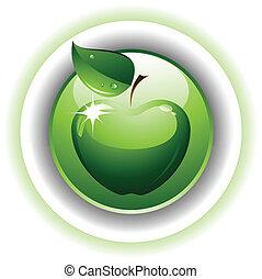 Natural Web Button