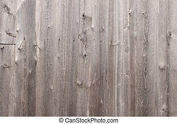 Natural Wooden Background, Grey wood planks