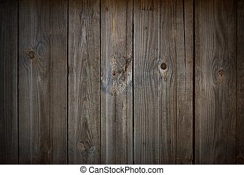 Natural wooden background