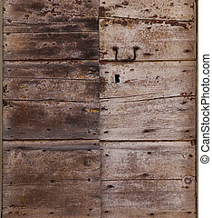 natural wooden old background for decor