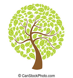 naturale, albero