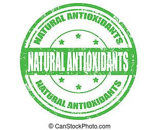 naturale, francobollo, antioxidants-