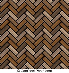 naturale, legno, modello, seamless, parquet, eps10, texture.