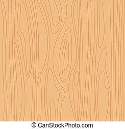 naturale, legno, sfondo beige