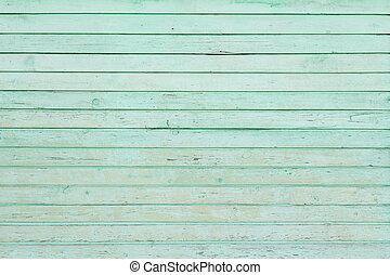naturale, struttura, modelli, legno, sfondo verde
