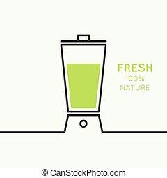 naturale, succo