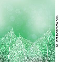 naturaleza, tema, plano de fondo