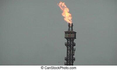 naturalny gaz