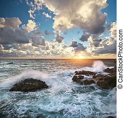 nature., θαλασσογραφία , όμορφος