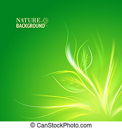 Nature background.