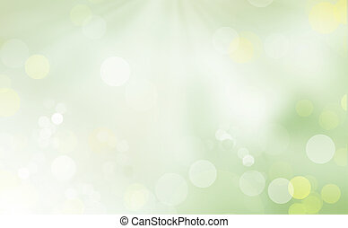 Nature bokeh. Natural abstract background