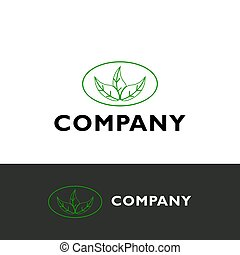 nature green logo