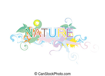 Nature header