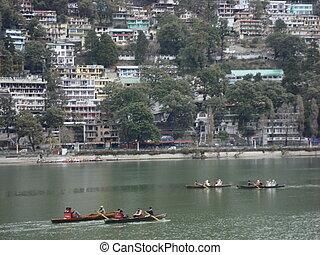 Nature Mountains lakes rivers India