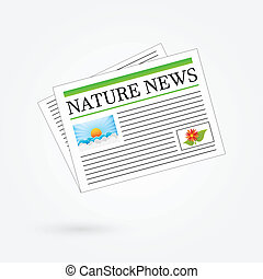 Nature News Newspaper