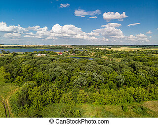 Nature of middle Russia in rural areas - the nature of the ...