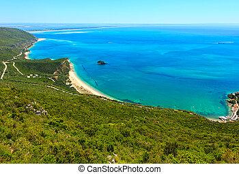 Nature Park of Arrabida, Portugal.
