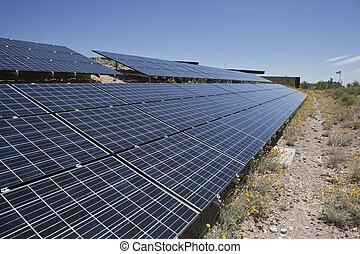 Nature Park Solar