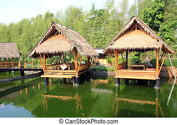 nature resort in Bandung