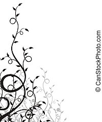 plants ilustration,