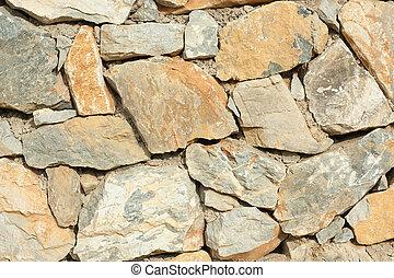 Nature stone wall (2)