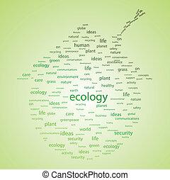 nature, terre, écologie, maison