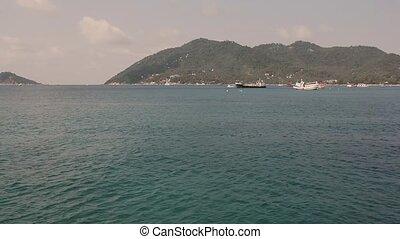 nature, thailand, island, sea, tao - nature, thailand,...