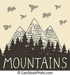nature4, montanha