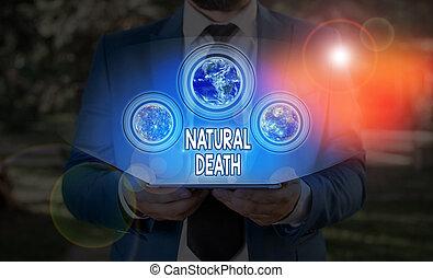 naturel, causes, photo, cours, produire, texte, projection, nasa., conceptuel, éléments, signe, meublé, nature, image, ceci, death.