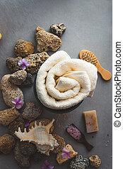 naturel, dayspa, concept., products., produits de beauté, spa