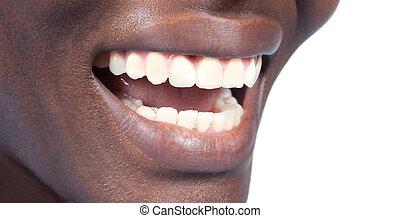 naturel, dents