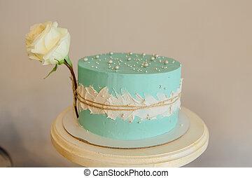 naturel, rosa, rústico, madeira, bolo, caseiro, casório,...