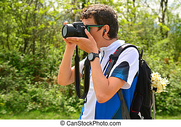 natureza, fotógrafo