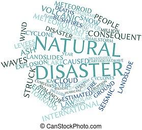 naturlig katastrofe