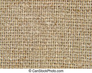 naturlig, mönster, Struktur, Närbild, bakgrund, linne, tagen