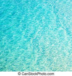 naturlig, vatten ocean, bakgrund