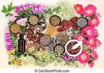 natuurlijke , kruidengeneeskunde