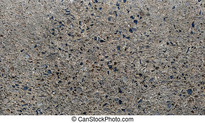 natuurlijke , patterns., oud, concrete muur, vloer