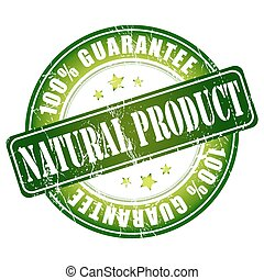 natuurlijke , product, postzegel