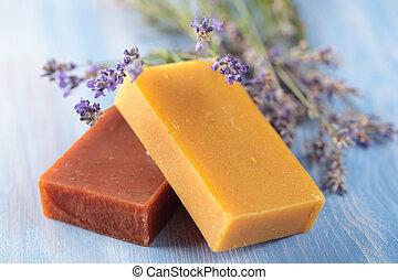natuurlijke , zeep