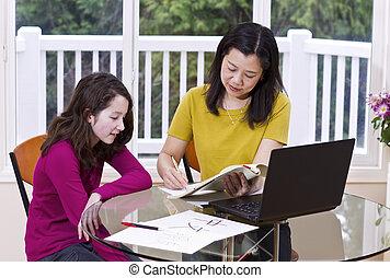 nauczyciel, wyniki, próba, reviewed, asian