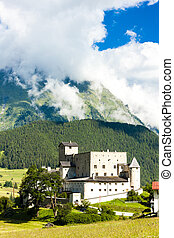 Nauders Castle, Tyrol, Austria