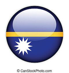 Nauru flag button