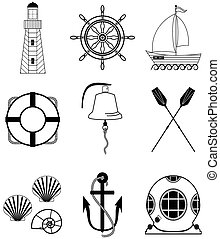 Nautical elements.eps